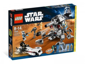 LEGO Star Wars Battle for Geonosis 7869