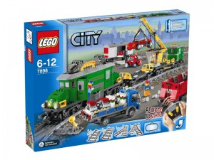 LEGO City Luxe Goederentrein 7898