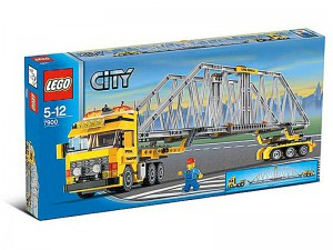 LEGO City Zwaar Transport 7900