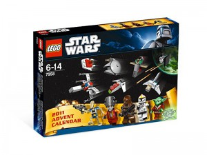 LEGO Star Wars Adventskalender 7958
