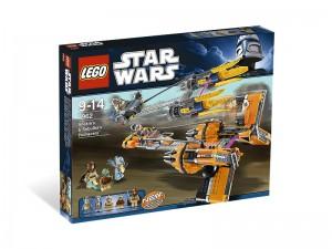 LEGO Star Wars Anakins & Sebulba's Podracers 7962
