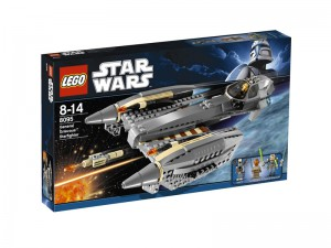 LEGO Star Wars Generaal Grievous' Starfighter 8095