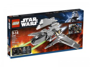 LEGO Star Wars Keizer Palpatines Shuttle 8096