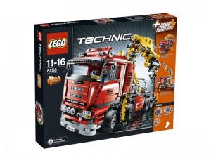 LEGO Technic Kraanwagen 8258