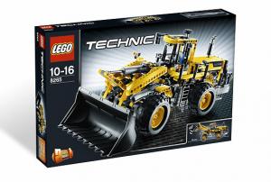 LEGO Technic Voorlader 8265