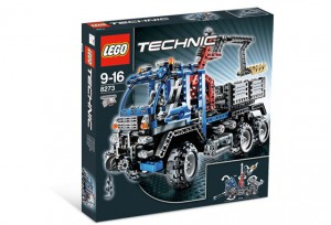 LEGO Technic Off-Road Truck 8273