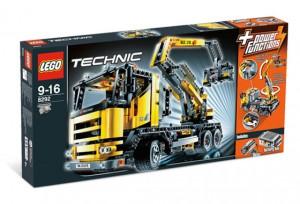 LEGO Technic Hoogwerker truck 8292