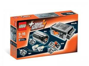 LEGO Power Functions Motor Set 8293