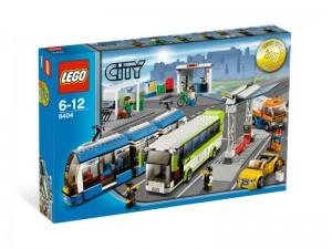 LEGO City Openbaar Vervoer 8404