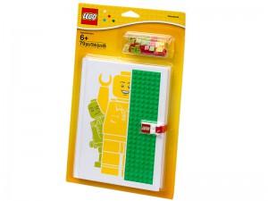 LEGO Notitieboekje met LEGO steentjes 850686