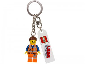 LEGO Movie Emmet Sleutelhanger 850894
