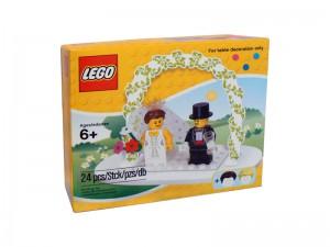 LEGO Minifiguren bruidspaar 853340