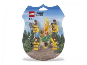 LEGO City Brandweer Accessoires 853378
