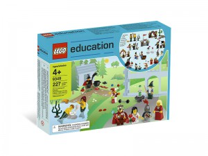 LEGO Education Sprookjes- en Historische minifiguren 9349