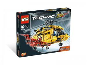 LEGO Technic Helikopter 9396