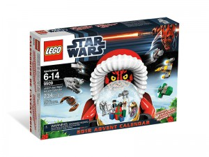 LEGO Star Wars Adventskalender 9509