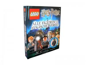 LEGO Harry Potter Alle Figuren uit de Magische Wereld