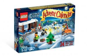 LEGO City Adventskalender 7553