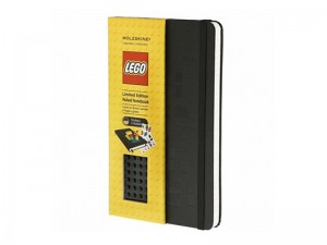 LEGO Notitieboek gelinieerd Moleskine