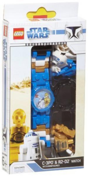 LEGO Star Wars Horloge C-3PO & R2-D2 9001956