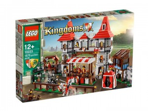LEGO Kingdoms Koninklijk Steekspel (Ridderduel) 10223