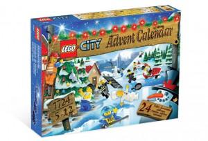 LEGO City Adventskalender 7724