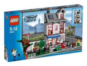 LEGO City Familiehuis 8403