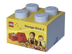 LEGO Opbergsteen (Storage Brick) 4