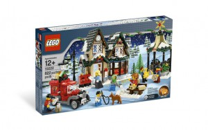 LEGO Winter Postkantoor (Winter Village Post Office) 10222