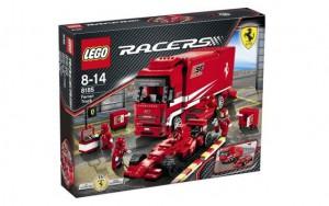 LEGO Ferrari F1 Euro Cargo 8185