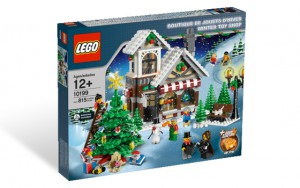LEGO Winter Speelgoedwinkel (Winter Toy Shop) 10199