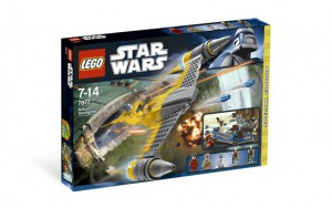 LEGO Star Wars Naboo Starfighter 7877
