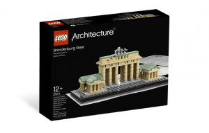 LEGO Architecture Brandenburger Tor 21011