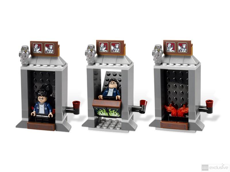 LEGOu00ae Harry Potter The Burrow 4840 - BRICKexclusive LEGOu00ae