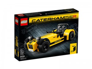 LEGO Ideas Caterham Sever 620R 21307