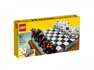 LEGO Iconic Chess Set 2-in-1 40174